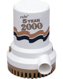 Rule 5 Year 2000 Gph Pump 12V RUL 09