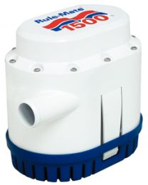 Rule Industries 1500Gph Fully Auto Bilge Pump RUL-RM1500