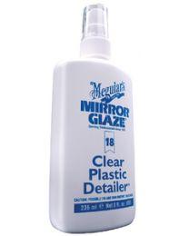 Meguiars Inc. Clear Plastic Cleaner/Polish MEG M1808