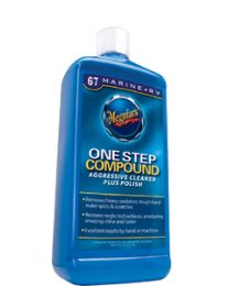 Meguiars Inc. One Step Compound MEG M6732