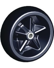 Taylor Dock Roller Wheel 24 -Rigid TAY 1224