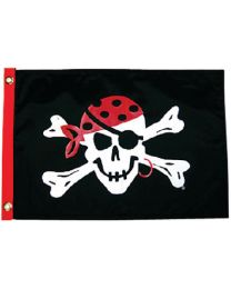 Taylor One Eyed Jack 12X18 Nylon Flag TAY 1807