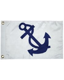 Taylor Flag 12Inx18In Fleet Captainft TAY 93079