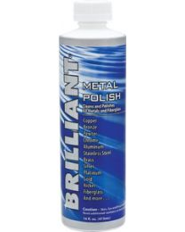 Marikate Metal Polish Brilliant 16Oz MKT MK88