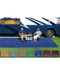 Prest-O-Fit 6X15 Patio Rug Green PSF 20150