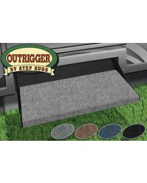 Prest-O-Fit RV Step Rugoutrigger Gray PSF 20313