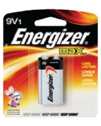 Eveready Battery Battery 9V Energizer 1/Cd  @12 EVR 522BP
