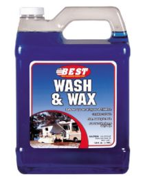 Pro Pack Wash & Wax Concentrate 128 Oz. PRP 60128