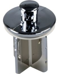 JR Products 1-1/4In Replacement Stopper Chrome JRP 95245