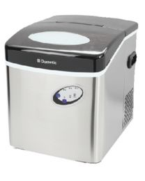 Dometic Environmental Ice Makertop Load 120V Ss/Blk DME HZB15S