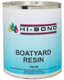 Hi Bond Boat Yard Resin 8# Gal W/Hdnr HIB 700198