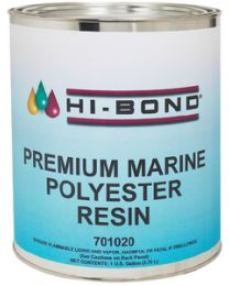 Hi Bond Polyester Resin Gal. HIB 701020