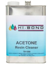 Hi Bond Acetone Quart @6 HIB 701890