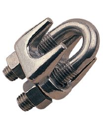 Sea-Dog Line Ss Wire Rope Clip 1/4In SDG 1595061