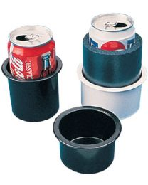Sea-Dog Line Abs Drink Holder-Black SDG 588000