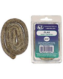 Western Pacific Trading Flax Packing 7/16  X 2Ft WPT 10006