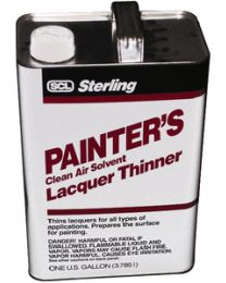 Sterling Painters Lacquer Thinner Qt SCL 104004