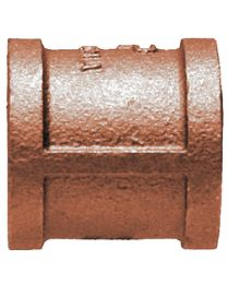 Brass Fittings 1  Brz Pipe Coupling MLM 44415