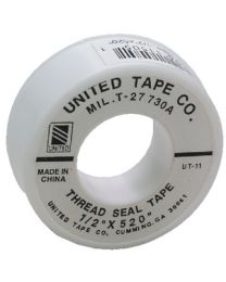 Brass Fittings 1/2 X520' Pipe Tape MLM S520