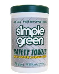 Simple Green Simple Greensafety Towels(75) SGR 13351