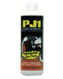 PJH PJ-1 Foam Filter Oil 16Oz PJH 516
