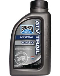 Bel-Ray ATV Trail Mineral Engine Oil 4T 10W40 1Liter BRC 99050B1LW