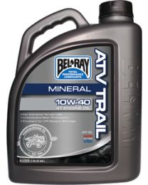 Bel-Ray ATV Trail Mineral Engine Oil 4T 10W30 1Liter BRC 99040B1LW