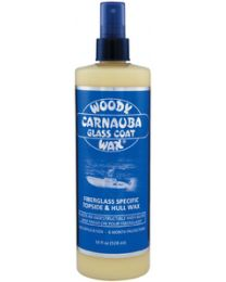 Woody Wax Carnauba Glass Coat 16 Oz. WWX CARGC16