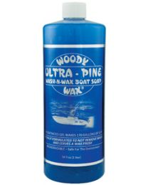 Woody Wax Boat Soap Ultra Pine 34 Oz WWX WSH32