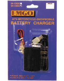 EMGO Atv-Mc Battery Chrgr 6-12V EGI 8415650