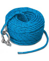 Trac Outdoors Anchor Rope W/Ss Shackle TOP T10118