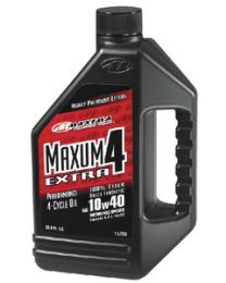 Maxima 4-Cycle Powersports Oil Maxum4 Extra 15W50 Ltr MRL 32901