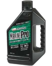 Maxima 2-Cycle PWC Oil Marine Pro 128 Oz MRL 259128