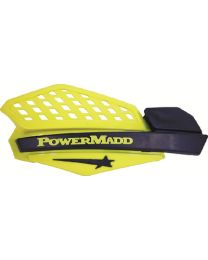 Powermadd Handguards Yellow/Blk PDD 34201