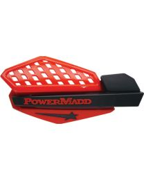 Powermadd Handguards Orange/Blk PDD 34205