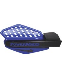 Powermadd Handguards Blue/Blk PDD 34204
