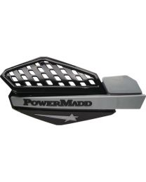 Powermadd Handguards Black/Silver PDD 34230