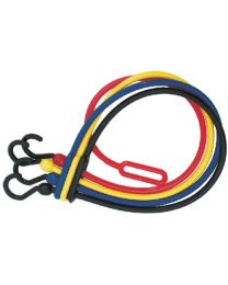 Bihlerflex 30In Looped End Poly Cord Black BIH PC30LEBLK