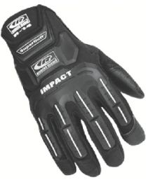 Ringers Resource Splitfit Air Glove Black Med. RRI 14309