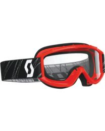 Scott 89Si Youth Goggles Red STU 2178000004041
