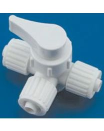 Flair-It Central 3Way By-Pass Valve 3/8X3/8X3/8 FIC 06900