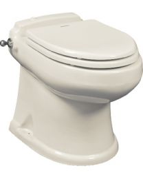 Sealand 4310 Gravity Toilet 12V Bone SEL 302431131
