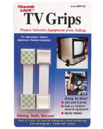Ready America TV Grips Black RDA MRV100BK