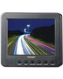 Leisuretime Products 2-Camera LCD Color Rearview LTP AOM562A