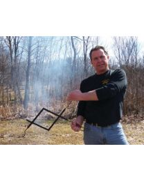 The Perfect Campfire Grill Log Tweezers PCG 1061