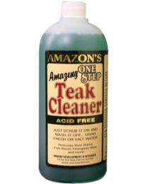 Amazon Amazon 1 Step Teak Cleaner Gal AMA TC275