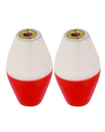 Taco Balsa Wood Outrigger Line Stops (Pair)