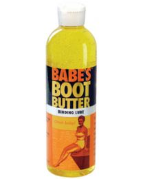 Babes Boat Care Boot Butter Binding Lube Gln BAB BB7101