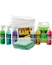 Babes Boat Care Bucket Of Babes BAB BB7501