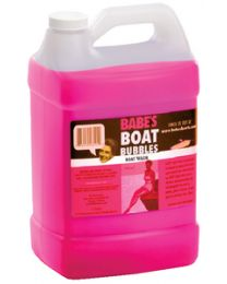 Babes Boat Care Babe'S Boat Bubbles Gln BAB BB8301